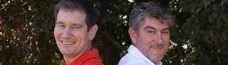Jean-Luc et Stéphane Boubet PME autocariste