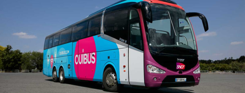 Ouibus Boubet Bus Macron lignes nationales